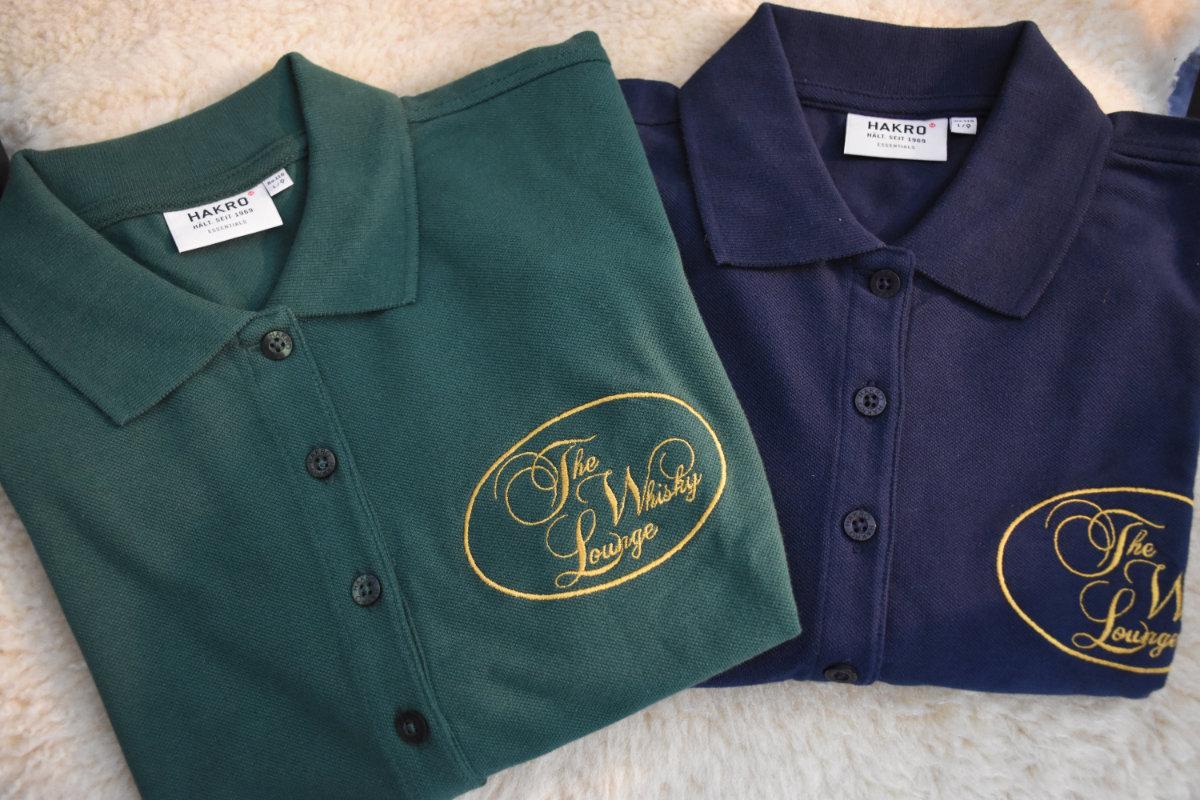 Polo Shirt,  The Whisky Lounge