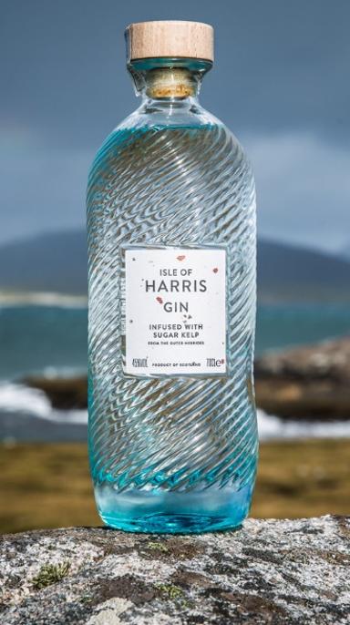 Isle of Harris Gin,  Isle of Harris Distillery-Original Bottling, Scotland, 45% Alc.Vol.