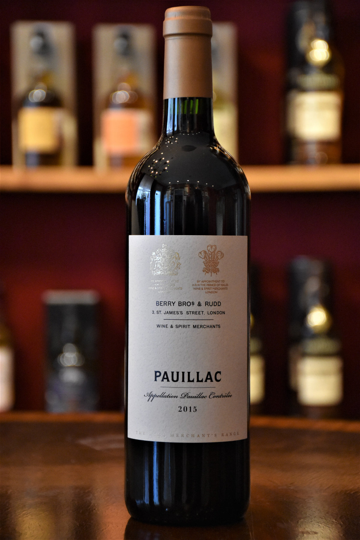 Pauillac Domaines Francois-Xavier Borie, 13 % Alc.Vol., 2015,  Berry Bros. & Rudd