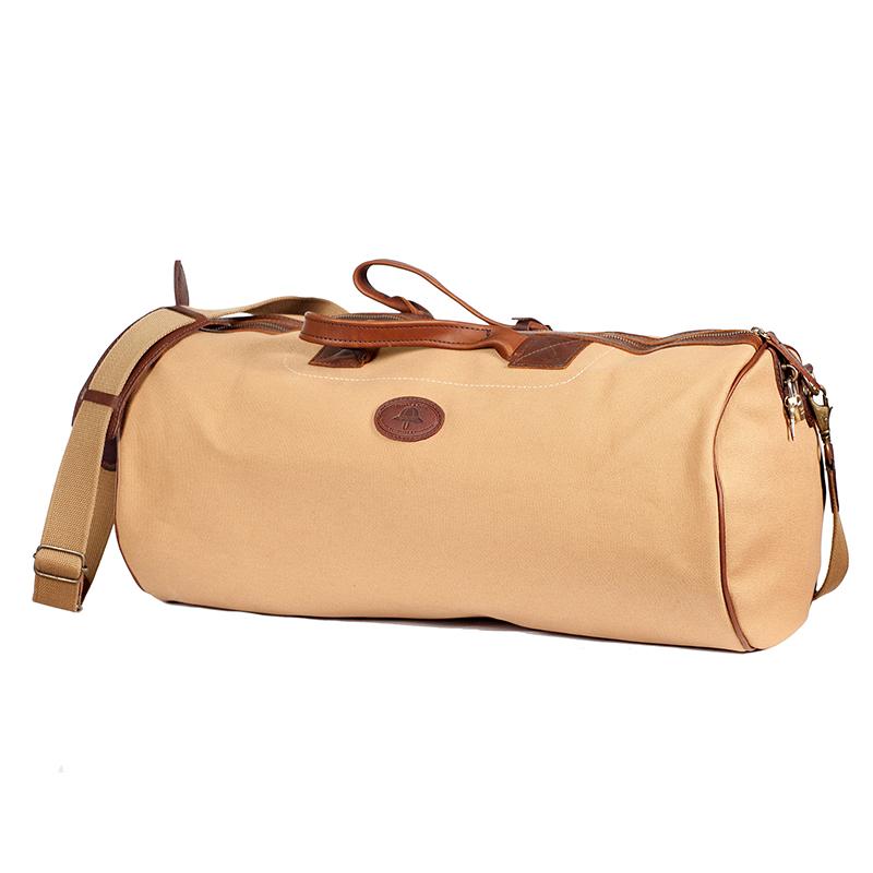 Safari Duffel Bag- Medium, Melvill & Moon in Rindsleder oder Kudo Leder