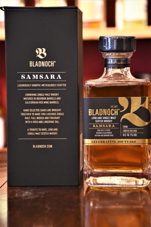 """Bladnoch """"Samsara"""", 46,7% Alc.Vol., Distillery Original Bottling"""