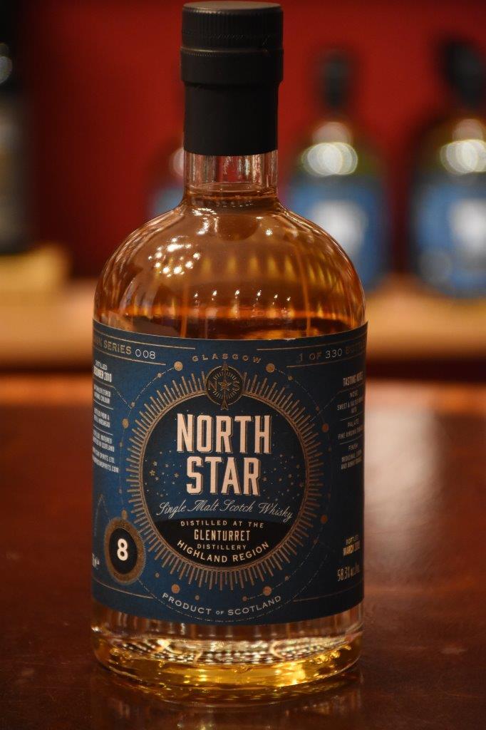 Glenturret Peated Ruadh Mhor 2010, 8 y.o., North Star Spirits