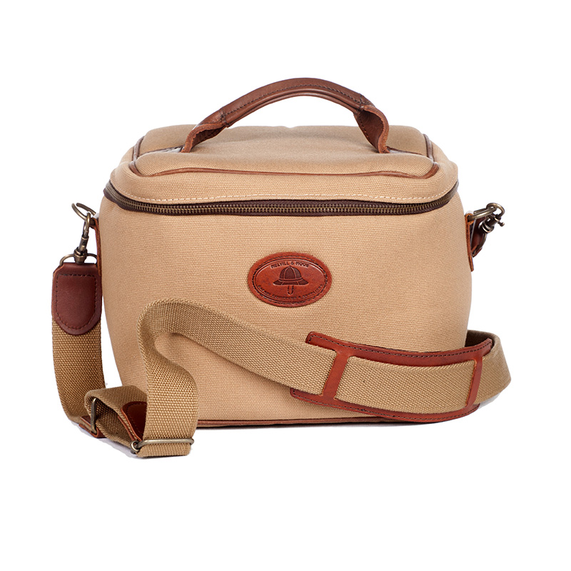 Cooler Bag with strap, Melvill & Moon