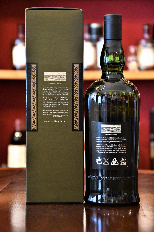 Ardbeg 10 y.o. Batch 2006, 1,0 Ltr. Flasche, 46% Alc.Vol., Distillery Original Bottling